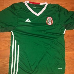 Adidas Mexico jersey men's size large